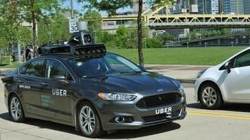 Uber guida autonoma