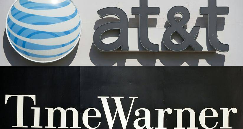 fusione AT&T-Time Warner